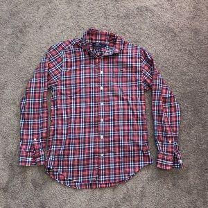 Vineyard Vines Slim Fit Tucker Shirt Button Up